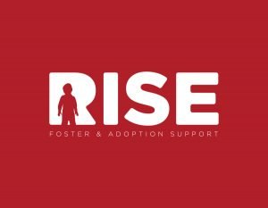 Rise Foster Care and Adoption Support New Identity