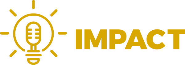 Built for Impact Podcast Logo - Inverse
